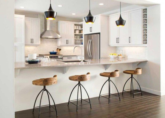 10 Examples of Kitchen Interiors
