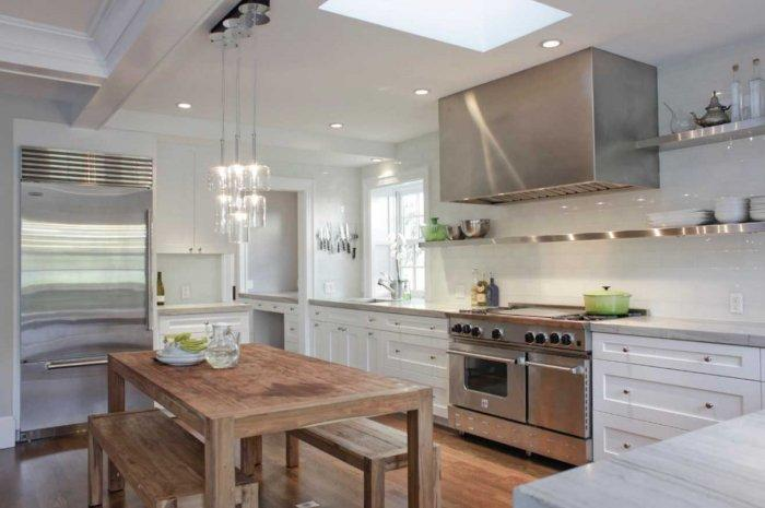 10 Examples of Kitchen Interior Ideas