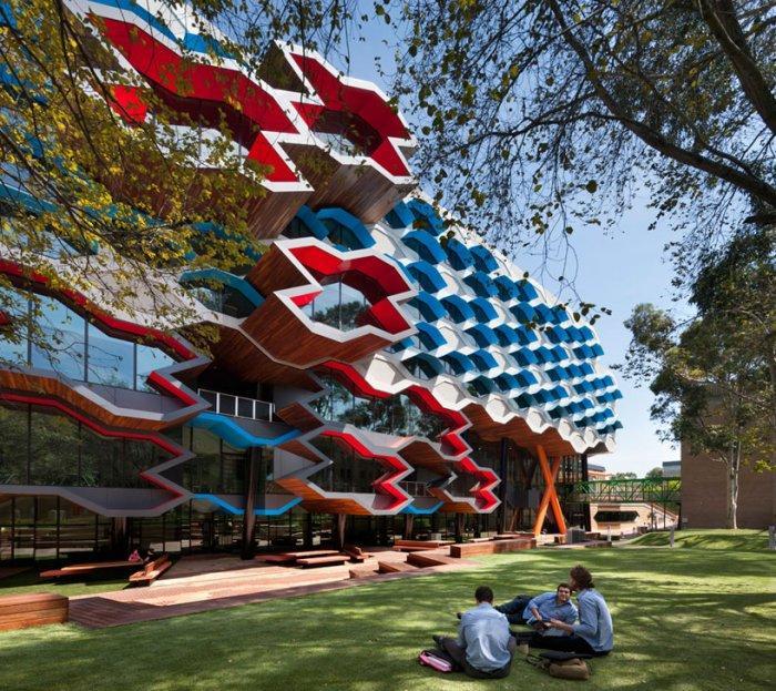 La Trobe Institute Australia - Modern Educational Building Design - The La Trobe LIMS