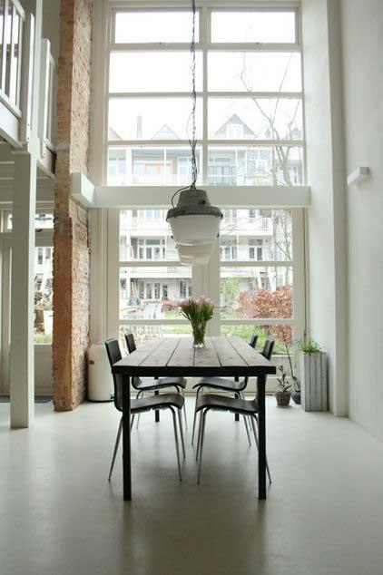 Loft Apartment Design - Contemporary Lifestyle