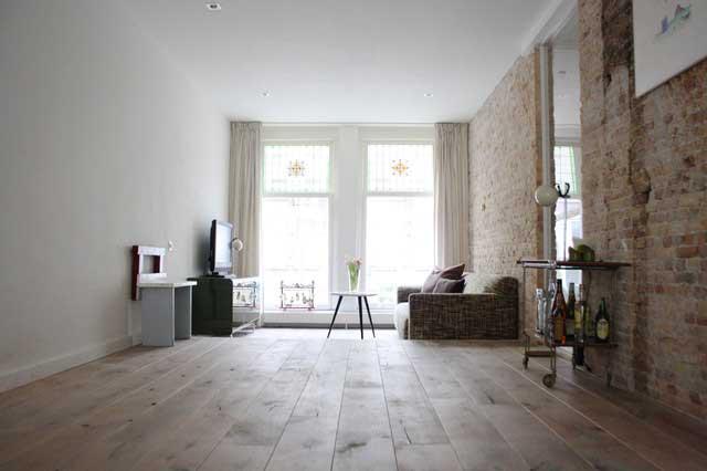 Loft Living Room - Apartment Interior Design - Contemporary Lifestyle