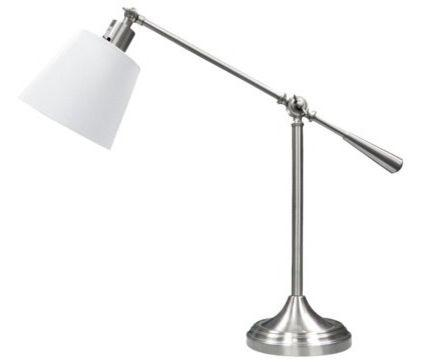 Metal Designer Desk Lamp - What Furniture to Use to Transform Your Home Office?
