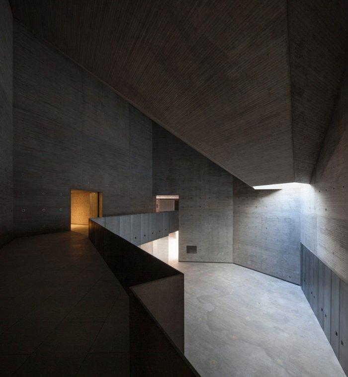Minimalist Contemporary Architecture - The Art Center in Cordoba