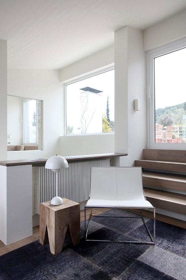 Minimalist Furniture Design - Stylish Penthouse