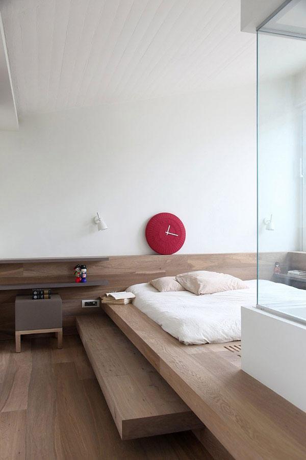 Stylish Minimalist Penthouse Designed to Impress