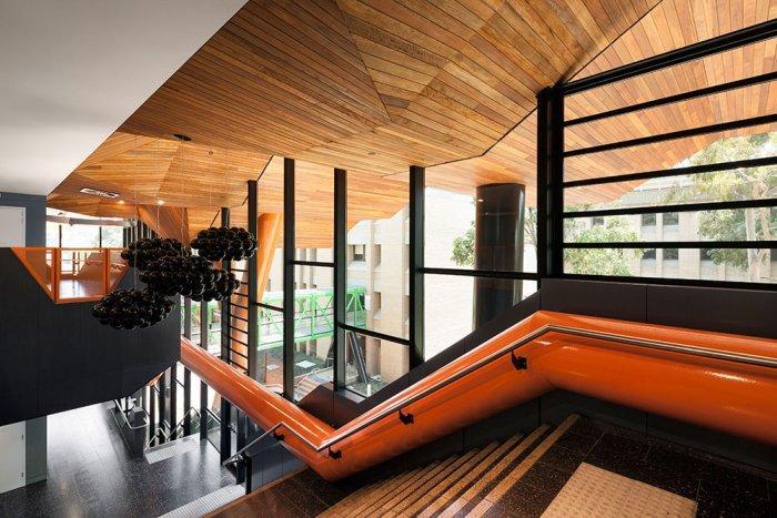 University Interior Design - Modern Educational Building Design - The La Trobe LIMS