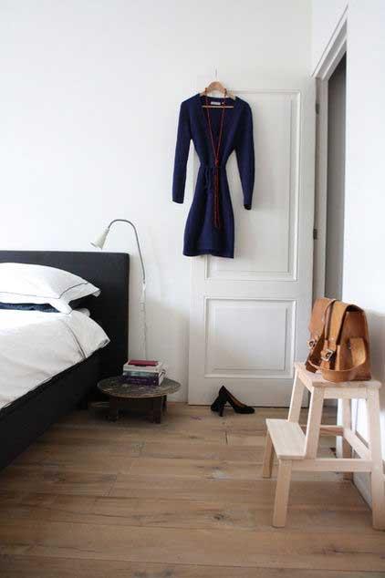 Nice Bedroom - Loft Apartment Interior Design - Contemporary Lifestyle