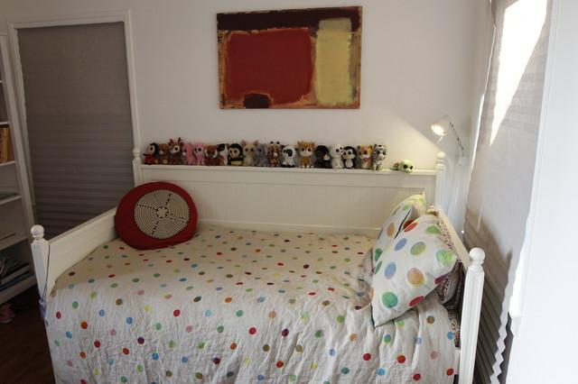 Nice Children Bedroom - Charming and Cozy Contemporary Californian Cottage