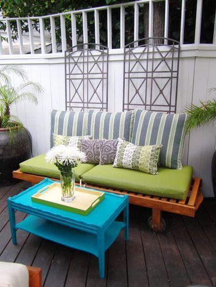 Patio Furniture 01 - Garden Decor Ideas - Unique and Fresh Examples