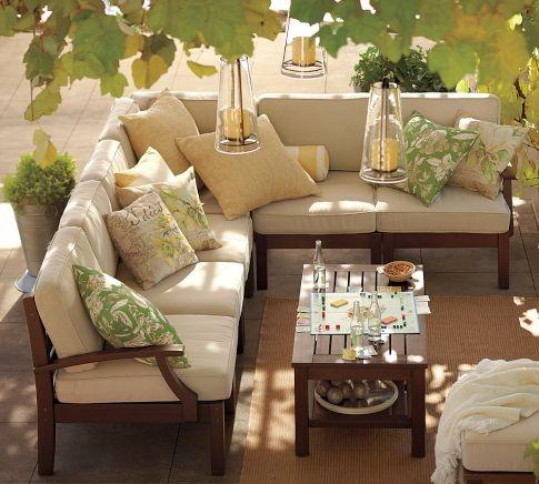 The Best Outdoor Patio Furniture Ideas And Examples | Founterior