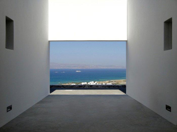 Sea View - Unbelievable Mediterranean Summer Villa in Naxos, Greece