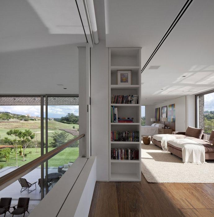 Home Second Level - Luxury Countryside Contemporary House near Sao Paulo