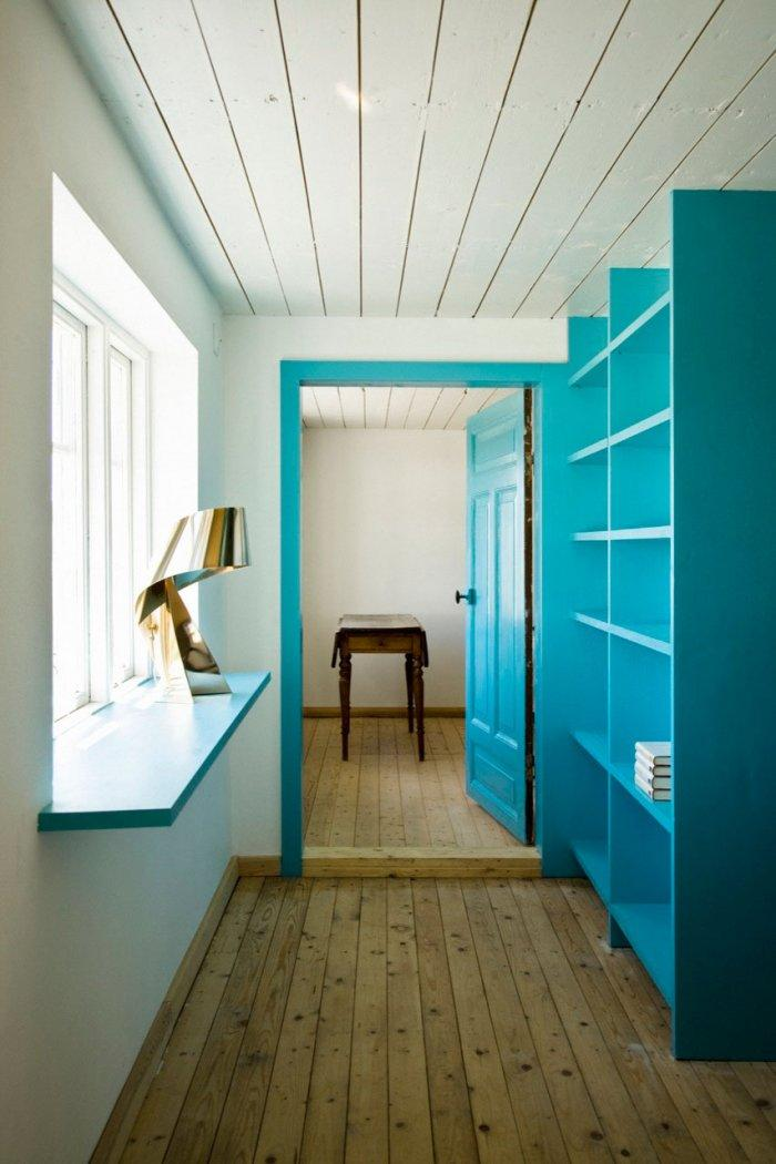 Small Scandinavian Eco House Nested In Sterlen Founterior