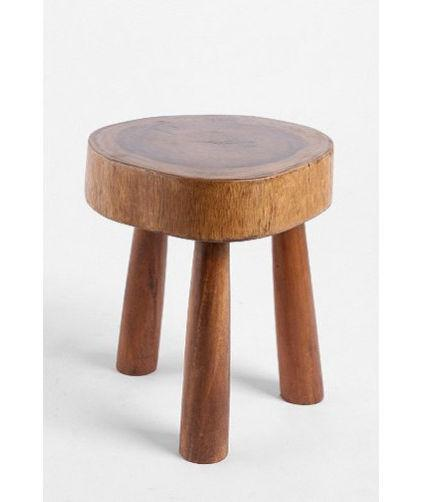 Small Wooden Stool - What Furniture to Use to Transform Your Home Office?