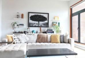 Sofa Decorative Pillows - Ocean Lifestyle Home Decorating Elements by an Yogi