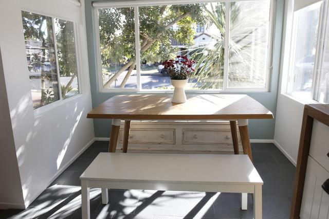 Sunny Dining Area - Charming and Cozy Contemporary Californian Cottage
