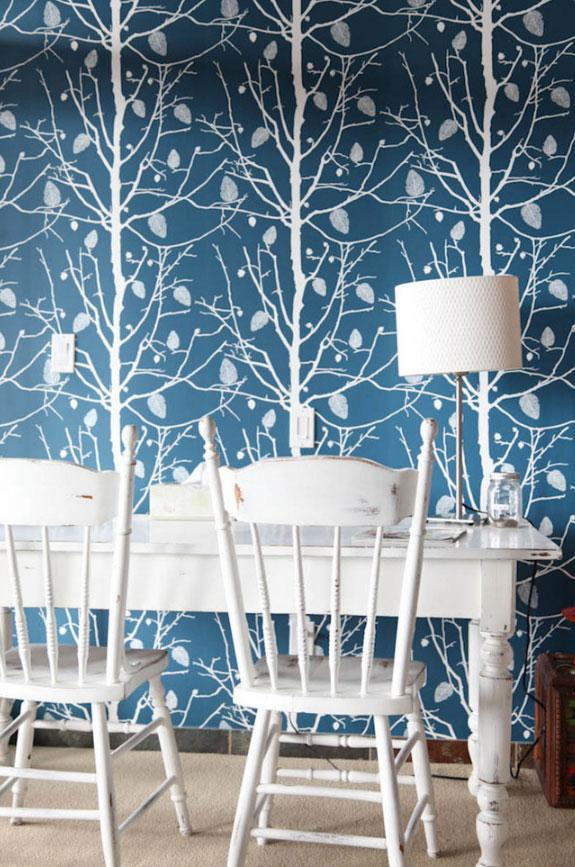Wallpaper Wall Decor - Ocean Lifestyle Home Decorating Elements by an Yogi