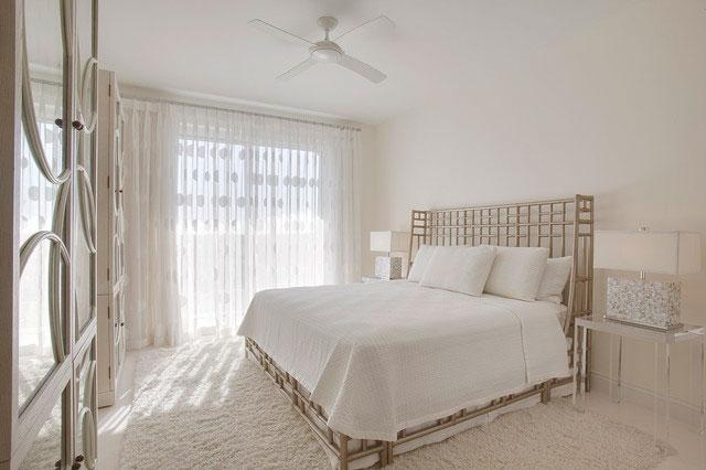 White Bedroom - 8 Top Home Decoration Color Trends for Stylish Interior