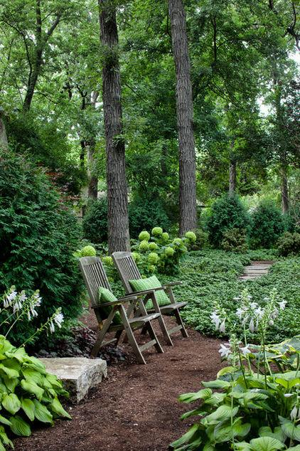 Wooden Chairs - Garden Decor Ideas - Unique and Fresh Examples