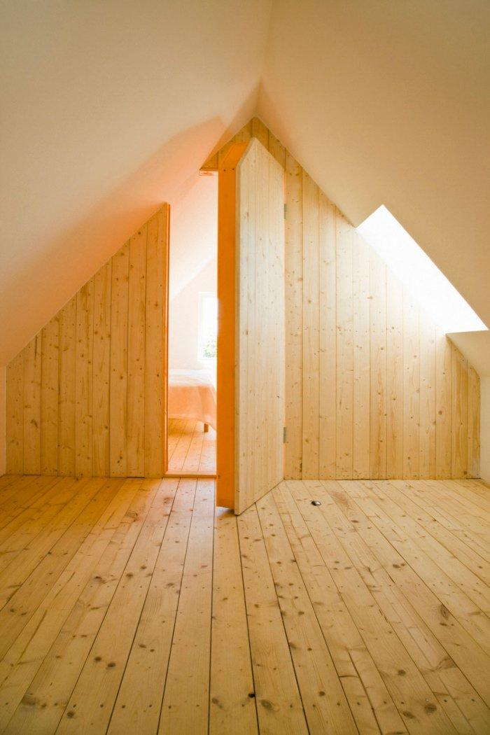 Wooden - Small Scandinavian Eco House Nested in Österlen