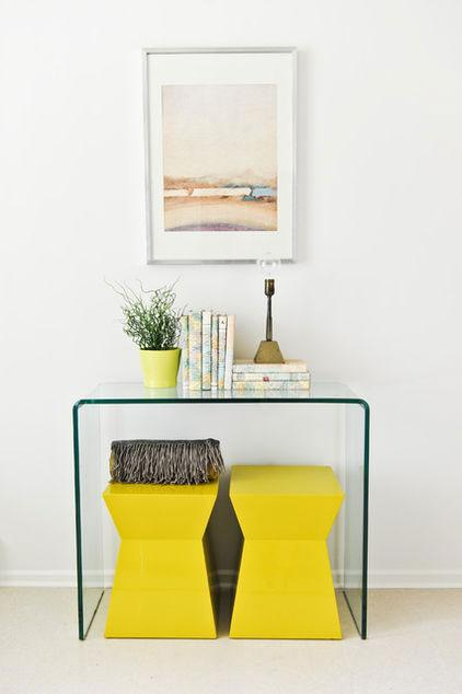 Yellow Decorative Chairs - Low Budget Spring Decorating Ideas for a Sunny Life