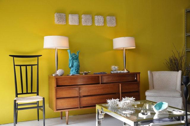 Yellow Living Room Design - 8 Top Home Decoration Color Trends for Stylish Interior