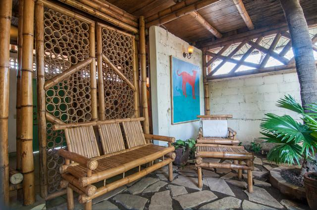 Bamboo House - Sustainable Home Interior Design in Nicaragua ...