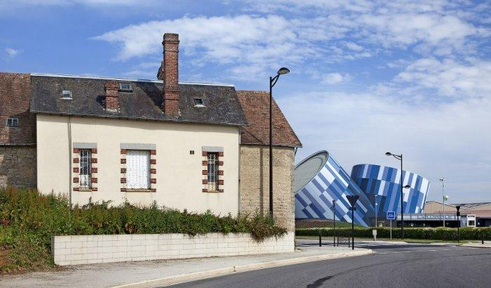 Contemporary Architecture Building in France - La Luciole Hall