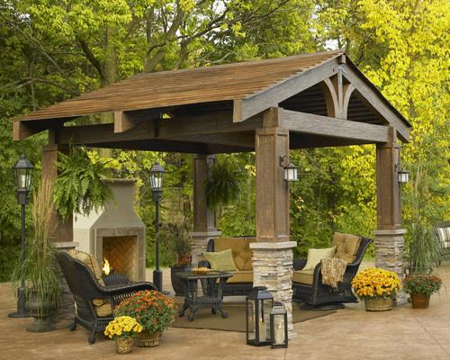 8 Fantastic Contemporary Home Outdoor Pergola Ideas And Examples