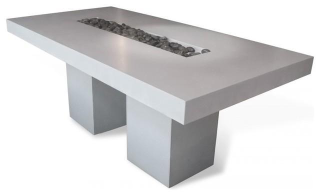 Fantastic Decorative Concrete Patio Table Examples