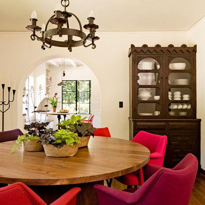 10 Stunning Dining room with white walls and brown wooden cupoboard Ideas for a Lovely Home