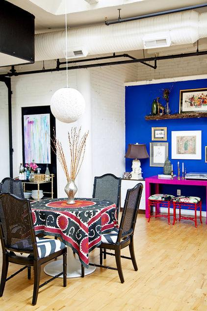 Eclectic home interior design as a Part of the Home Interior Design