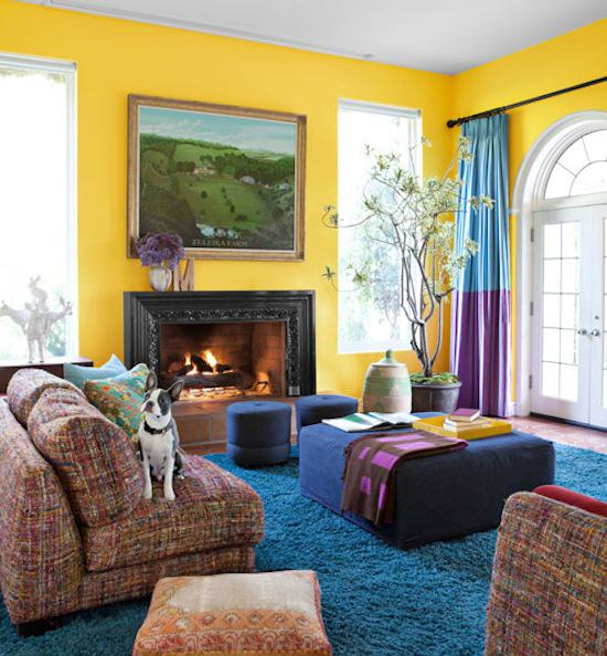 Home Decorating Tips and Interior Color Schemes