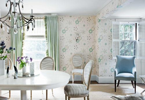 Light green beautiful home design - Home Decorating Tips and Interior Color Schemes