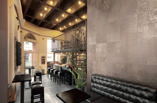 Luxury bar wall tiles - Tile Trends - The Coverings in Atlanta 2013