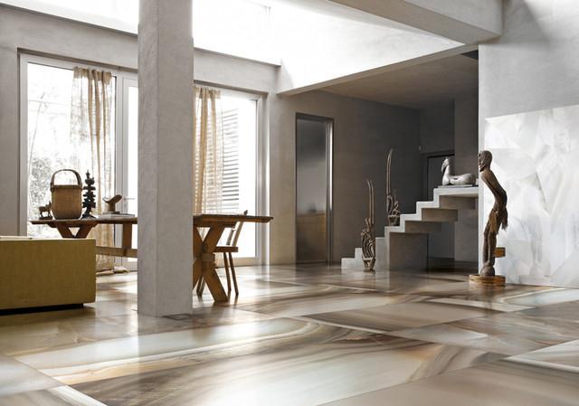 Luxury living room flooring tiles - Tile Trends - The Coverings in Atlanta 2013