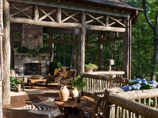 Beautiful Examples Of Veranda Balustrades And Rails