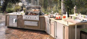 Outdoor Garden Kitchen - Where, How and Why to Place them