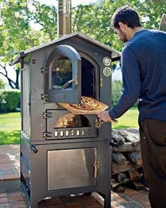 Outdoor Garden Pizza Oven - Where, How and Why to Place them