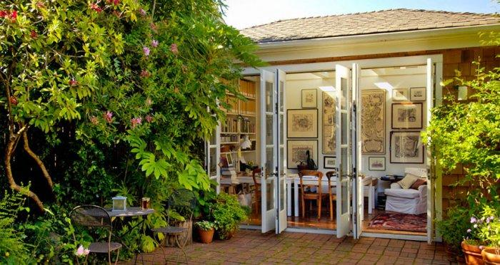 Garden Guide to Organizing your Patio and House Outdoors