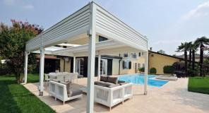 8 Fantastic Patio Pergola Furniture Ideas and Examples