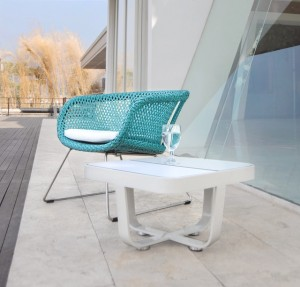 Pure Vertical table by Lebello - Patio And Outdoor Furniture Ideas and Examples