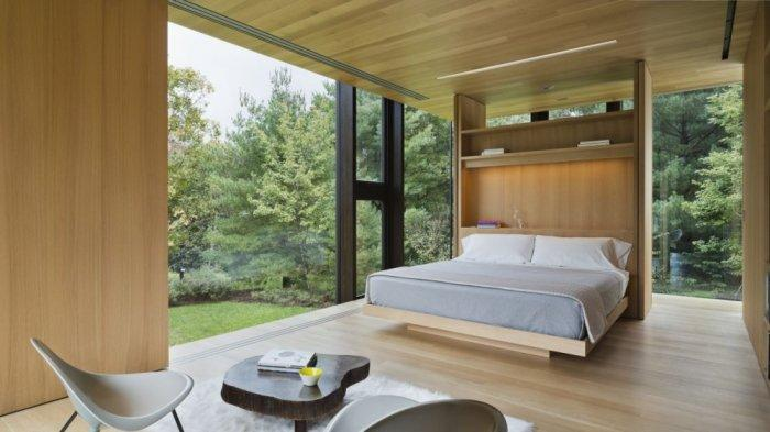 Amazing Sustainable Bedroom Architecture and Design