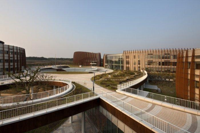 Sustainable Landschaft Architecture in S. Korea