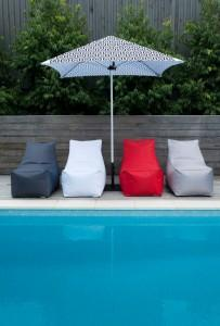 Swimming Pool Lounge Chair - Patio And Outdoor Furniture Ideas and Examples