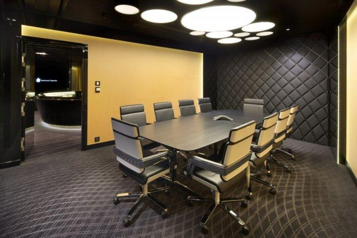contemporary office interior design. Modern Office Interior Design. Ultra-modern-office-conference-room Contemporary Design