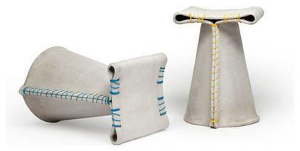 Fantastic Concrete Patio Outdoor Furniture Examples
