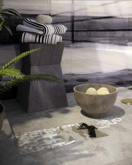 Example of a tile with urban style texture - Tile Trends - The Coverings in Atlanta 2013