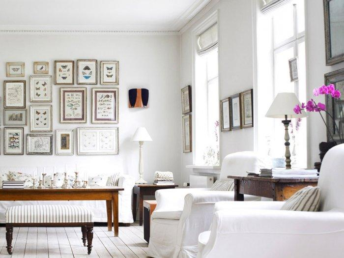 Wall Pictures - Arranging them as Home Decoration