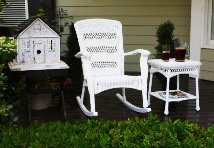 Green Resin Garden Table Images Target Plastic Chairs